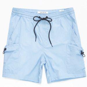 PacSun Men's Jack Nylon Cargo Shorts